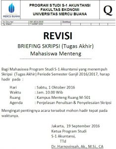 briefing-mhs-menteng